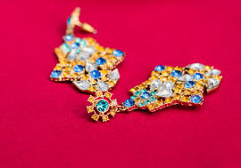 Earrings Orient | Hauterent