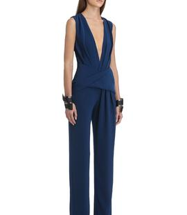 Indigo jumpsuit | Hauterent